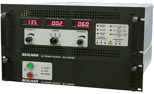 BLC High Power,  AC Power Supplies
