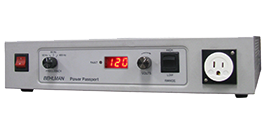 P Series AC Power supply and Frequency converter